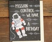 Astronaut Birthday
