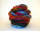 MILEY CYRUS Handyed Handspun Single Merino Wool Yarn 150yss
