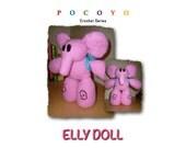 Pocoyo's Elly Crochet Pattern