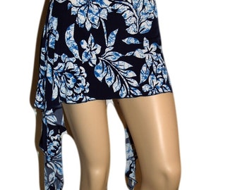 Mini Skirt Over Skirt Handmade