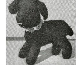 Black Lambkin - Digital Knitting Pattern
