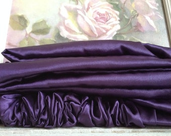 Plum Purple Chandelier or Cord Cover - French Country  - Dining Room - Bedroom