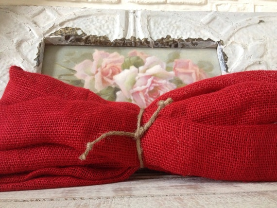 burlap paris french rouge red chandelier cord by sewbeautiful2. Black Bedroom Furniture Sets. Home Design Ideas