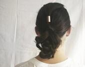 copper hair tube - small