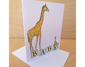 Giraffe - baby