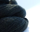 Forest - Lace Weight Merino Wool Recycled Yarn Lot 80214