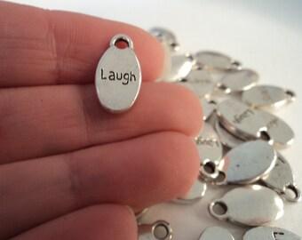 Laugh Charm - Set of 10 - #JKL113