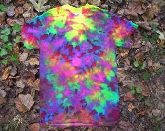 Autumn Rainbow Tie Dye Size Medium