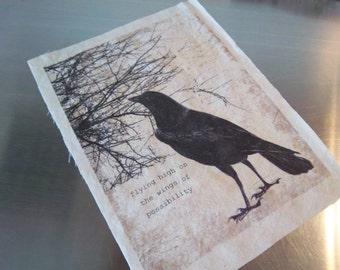 Popular Items For Raven Blackbird On Etsy