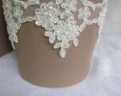 Wedding Garter, Bridal Garter, Lace Garter