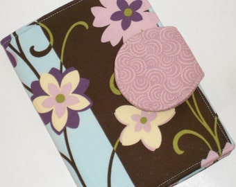 Kindle Cover Nook Cover Kitty Yoshida Floral Stripe eReader Cover all sizes