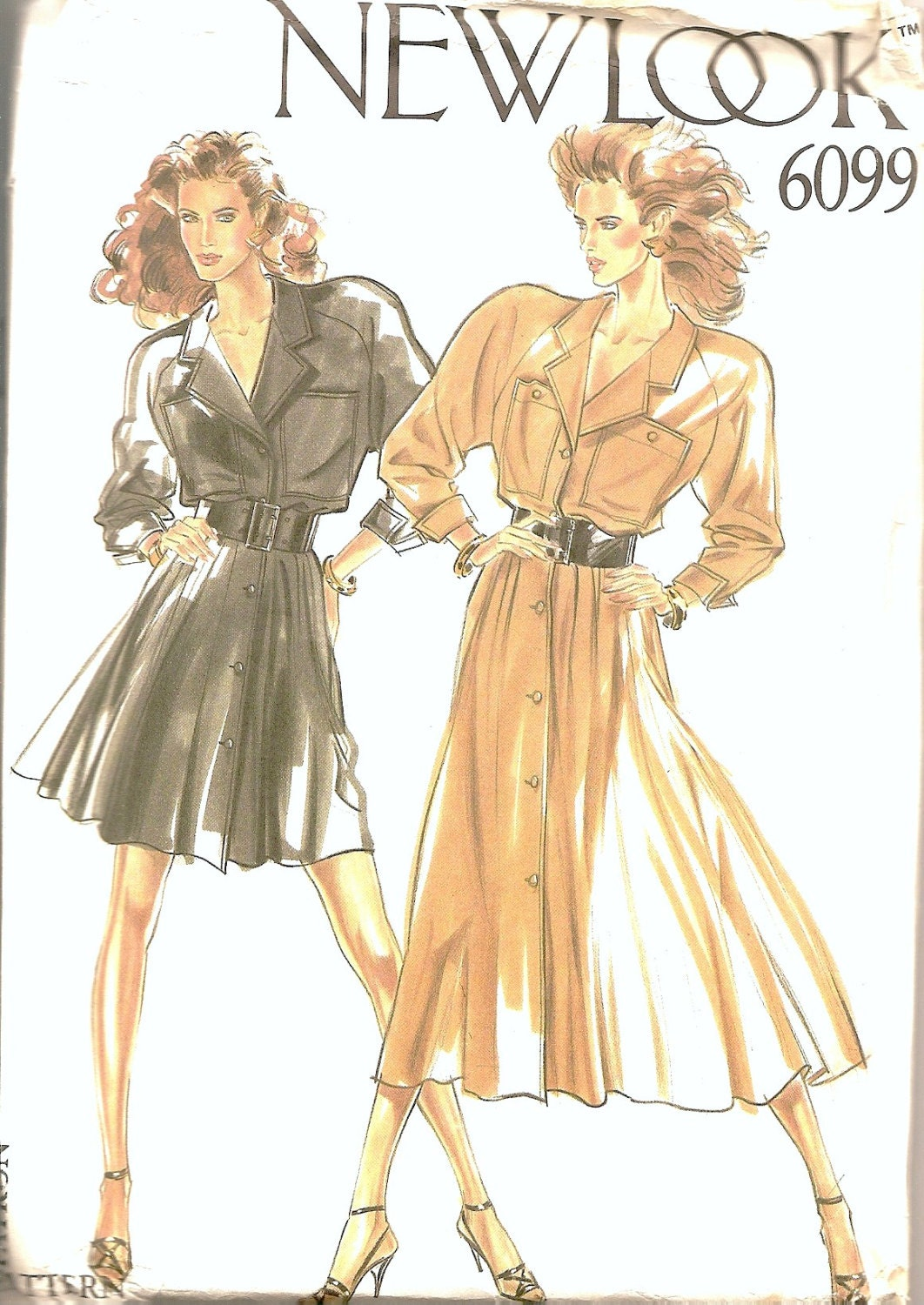 1980s Sewing Pattern 8...