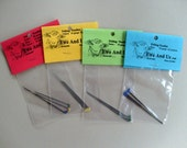 pack of 3 felting needles, choice of sizes