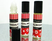 SALE Sandalwood perfume, rollon, classic fragrance