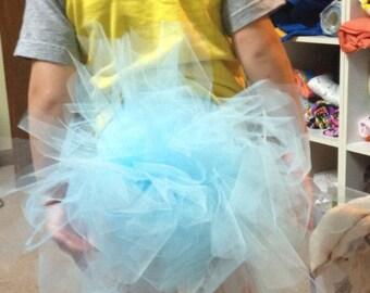 MamaBear BabyWear Waterproof Diaper Cover, Wrap One Size Fits All - Fun TuTu Diaper Cover