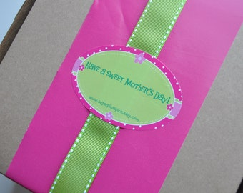 Mother's Day Box of Cookies- Surprise Box- 4 dozen homemade cookies- Free Shipping