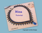 Tutorial Nina  SuperDuo&Tila Necklace PDF