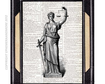 lady justice wall art - photo #30