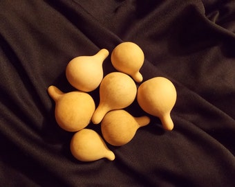7 Tennessee Spinner Gourds Ready To Craft