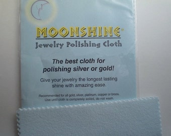 Polishing cloth for brass, gold, and silver