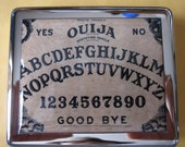 Ouija Board 8 day Pill Box with Mirror
