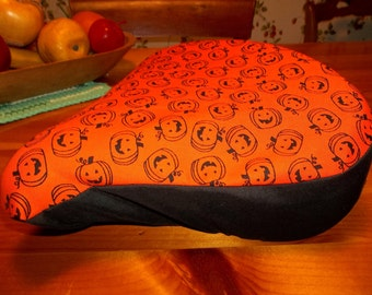 Pumpkin Seat Cover Etsy
