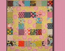 La France Quilt Pattern from Villa Rosa Designs