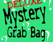 Stitches, Blood Drip, Cameo  and other mixed up items,  Scratch and Dent  DELUXE MYSTERY grab bag