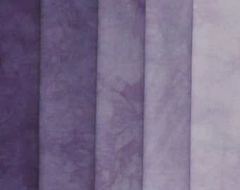 Hand Dyed Fabric Shades - Eminence