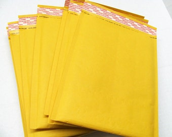 10 6.5 x 9.5  Bubble Padded Mailer