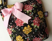Trixie Messenger Bag - by Dolly Bags - Asian Gardens