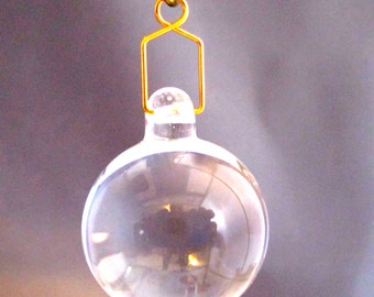 5 ~ 30mm Chandelier Crystal Prism  Ball - Smooth Clear Crystal - Glass Crystal Ball (S-18)
