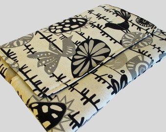 Microsoft Surface Case, Surface Book Case, Surface Sleeve, Surface Cover, Surface Pro 2 3 4 RT Case Shadow Birds