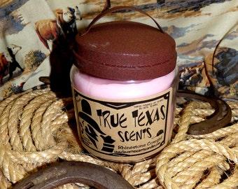 Hot Snowman - 16 oz Western Cowboy Candle