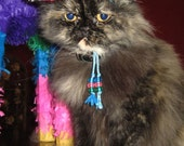 Customizeable Fiesta Fuchsia Sombrero for cat or dog