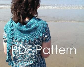 Sea Holly Pattern & Yarn Pack – Greenwich