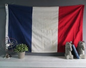 Vintage 3x5 French Flag