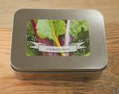 Garden Greens Seeds Gift Set in Tin Box
