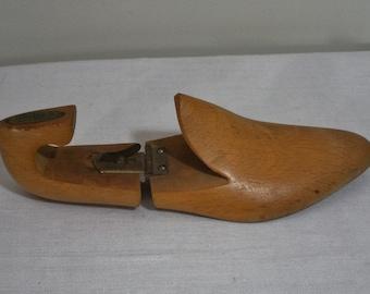 Vintage Florsheim Wood Shoe Stretcher Shoe Form