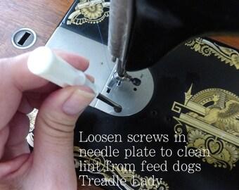 Screwdriver Set Adjust Sewing Machine Sewing Notion Adjust Bobbin Tension