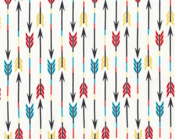 SALE - Cloud 9 Fabrics - Enchanted by Michelle Engel Bencsko - Organic Arrows