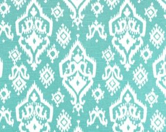 SALE - Premier Prints Fabric Raji in Spirit Blue / Slub