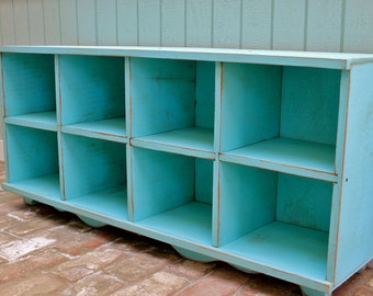 Dorm Room - Back to School Storage - Cubby Bench - Storage Furniture - Entryway - Hall - Shoe Storage - Toys - Cubbies - Cubbyholes