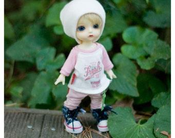 Lati Icream Tshirt Pink