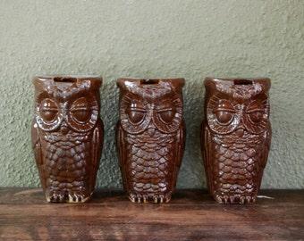 travel mug eco friendly brown - SECONDS