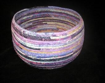 Great BIG Purple Fabric Basket