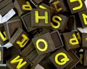 Vintage Game Letters - Bulk Lot of 20