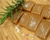 Savory Artisan Sea Salted Caramels 8 OZ. Box