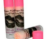 PINK LEMONADE Sugar Kisses Lip Polish  Exfoliating Scrub with Jojoba Beads