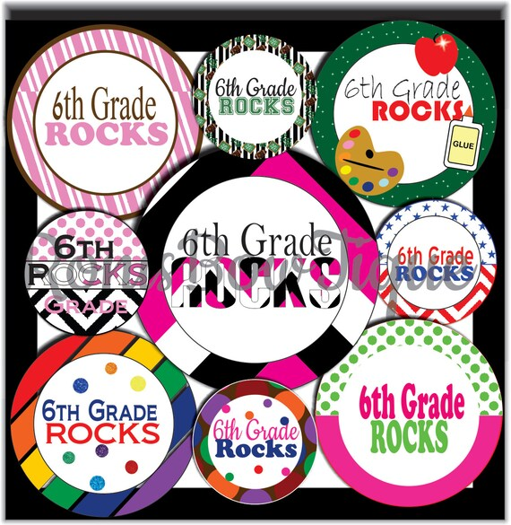 KEEP CALM BECAUSE 6th Grade ROCKS - KEEP CALM AND CARRY ON ... |Sixth Grade Rocks